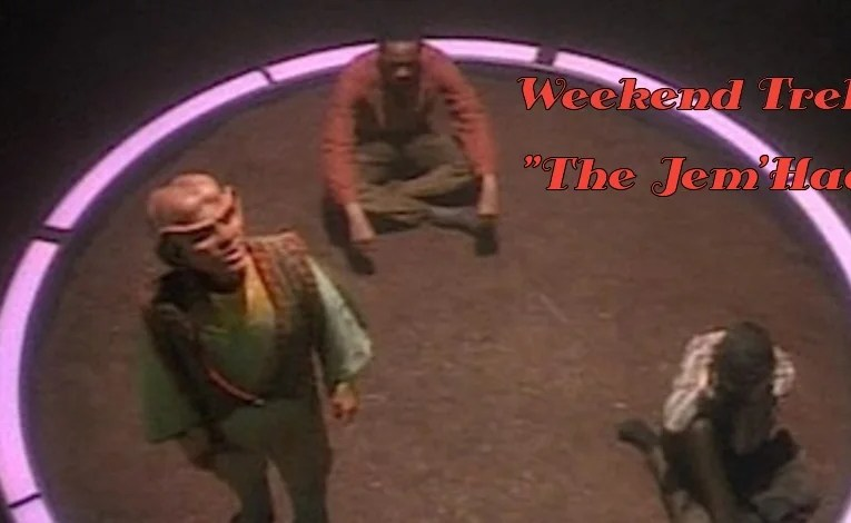 """Weekend Trek """"The Jem'Hadar"""""""