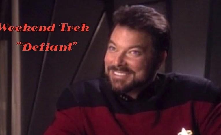 """Weekend Trek """"Defiant"""""""