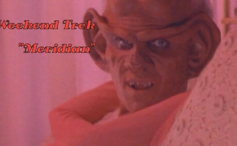 """Weekend Trek """"Meridian"""""""