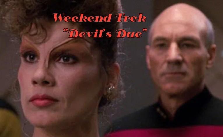 """Weekend Trek """"Devil's Due"""""""