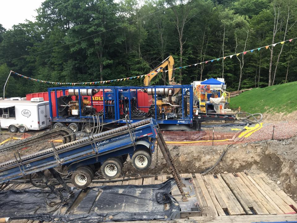 Horizontal Directional Drilling (HDD) – Gabes