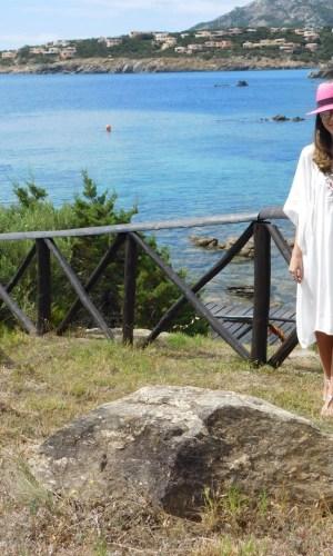 Looks para usar na praia, moda, look do dia, gabi may, viagem, Sardenha