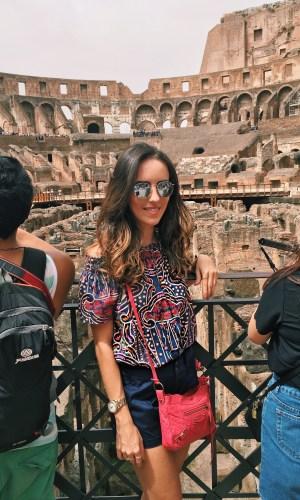 o que levar na mala, viagem, verão, Roma, look do dia, Gabi May