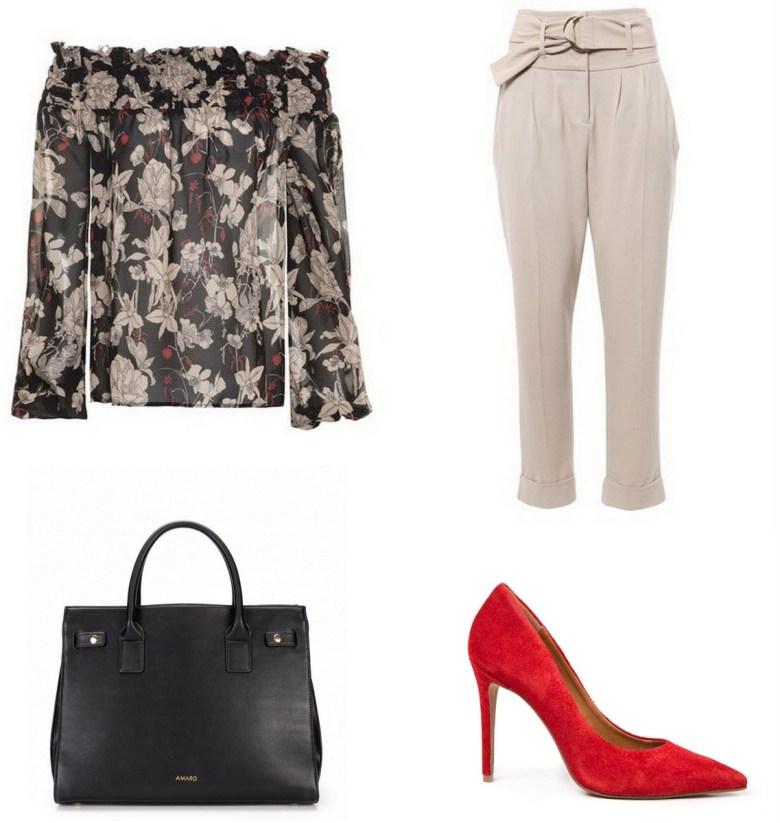 estampa floral, ombro a ombro, moda, estilo, look, inspiração, floral, print, off the shoulder, fashion, style, outfit, inspiration