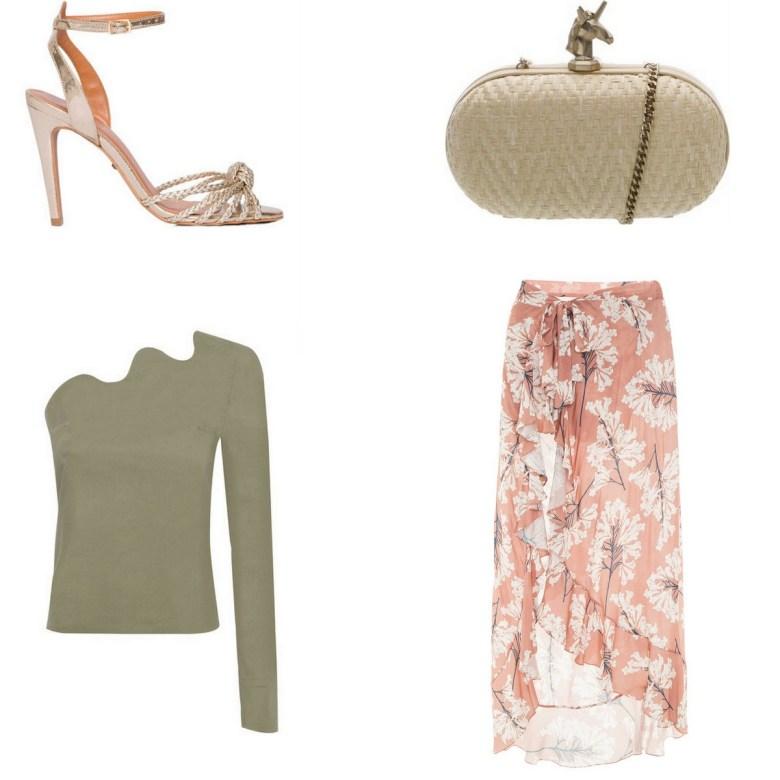 saia estampada de babados, item da semana, moda, estilo, tendência, inspiração, fashion, style, trend, inspiration, item of the week, ruffled skirt