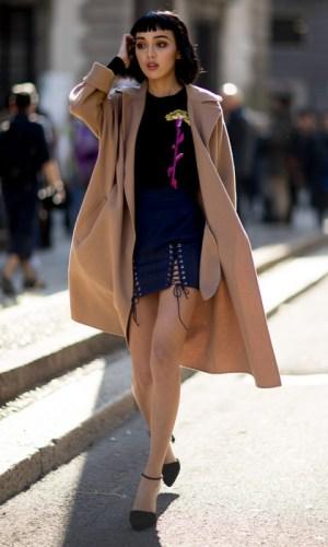 mfw ss18, street style, looks, moda, estilo, inspiração, tendência, fashion, style, inspiration, outfits, fashion week, semana de moda
