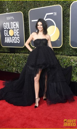 golden globe awards, golden globes 2018, moda, estilo, looks, inspiração, celebridades, tapete vermelho, fashion, style, outfits, gowns, inspiration, celebrities, red carpet, time's up, kendall jenner