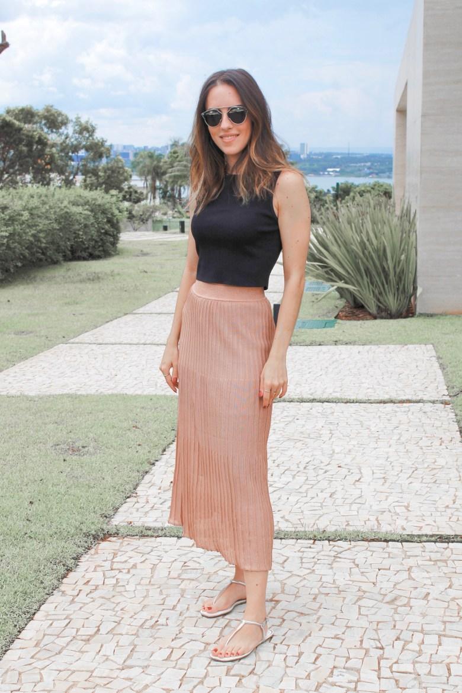 gabi may, look fácil, look do dia, moda, estilo, inspiração, saia mídi, cropped, easy outfit, ootd, outfit of the day, fashion, style, inspiration, trend, cropped top, midi skirt