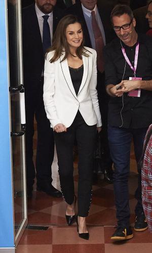 mais bem vestidas da semana, celebridades, looks, moda, estilo, inspiração, best dressed of the week, celebrities, fashion, style, outfits, inspiration, rainha letizia, queen letizia