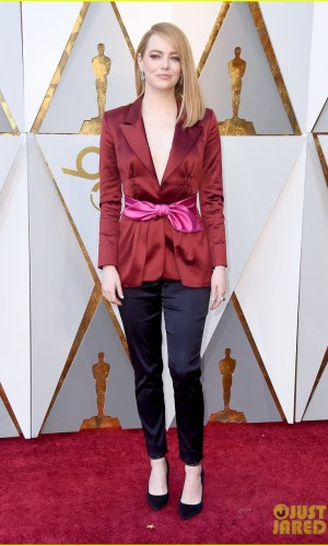 oscar 2018, tapete vermelho, celebridades, premiação, moda, estilo, looks, vestido longo, 2018 oscars, red carpet, celebrities, award season, fashion, style, gowns, outfits, emma stone