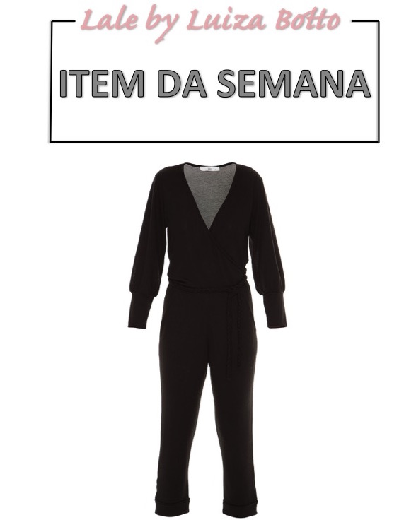 macacão preto cropped, moda, estilo, looks, item da semana, item of the week, cropped jumpsuit, fashion, style, outfits