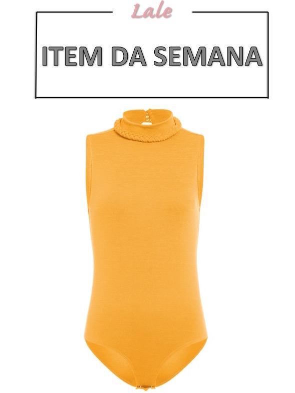 item da semana, body amarelo, copa do mundo, moda, estilo, looks, item of the week, bodysuit, world cup, fashion, style, outfits