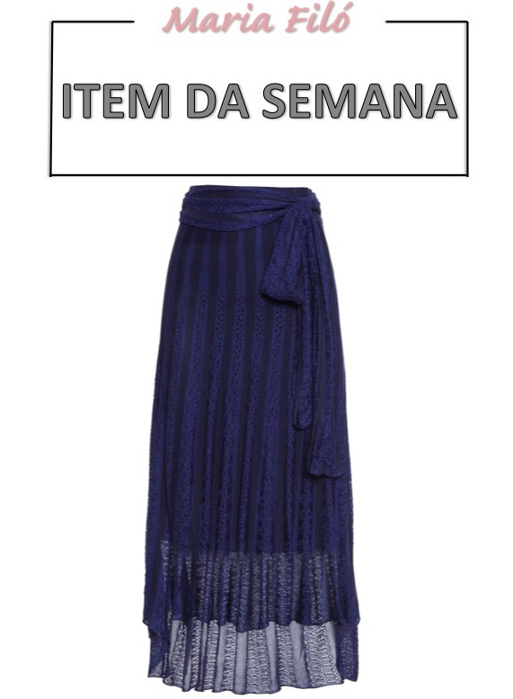 saia com amarração, midi, moda, estilo, looks, item da semana, item of the week, midi skirt, fashion, style, inspiration