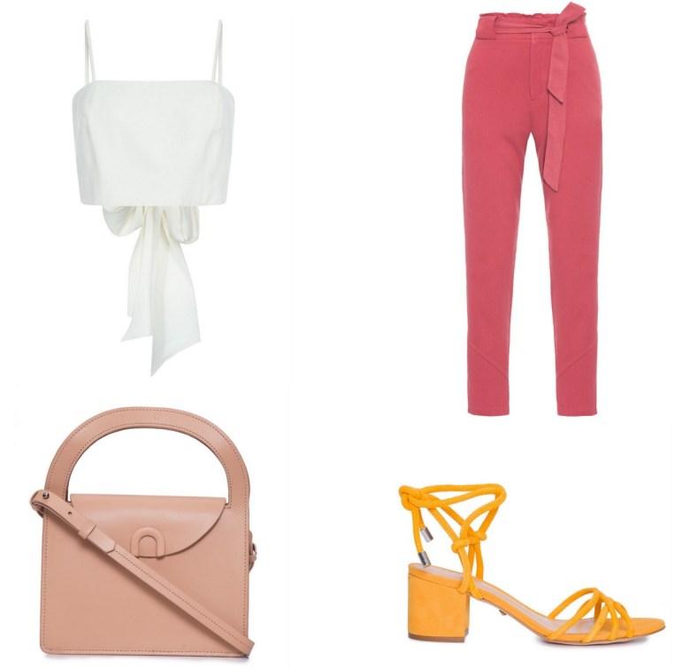 blusa cropped branca, moda, estilo, look, tendência, cropped top, fashion, style, outfit, trend, item of the week, item da semana