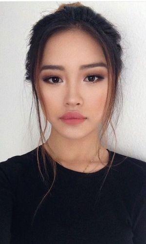 maquiagem natural, maquiagens para verão, maquiagem, beleza, inspiração, summer makeup, makeup, inspiration, beauty, asiáticas, asians