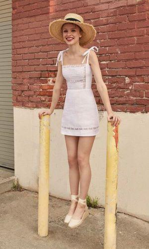 decote reto, tendência, look, moda, estilo, straight neckline, trend, fashion, style, outfit
