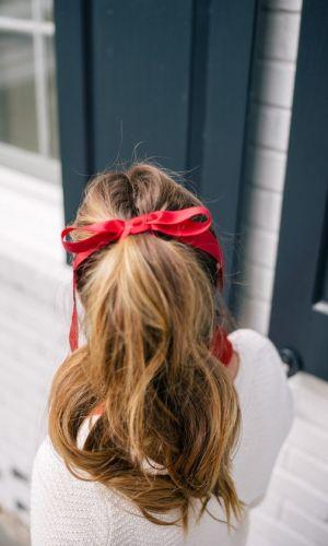 fita no cabelo, tendência, acessório, cabelo, beleza, beauty, ribbon, hair ribbon, accessory, trend