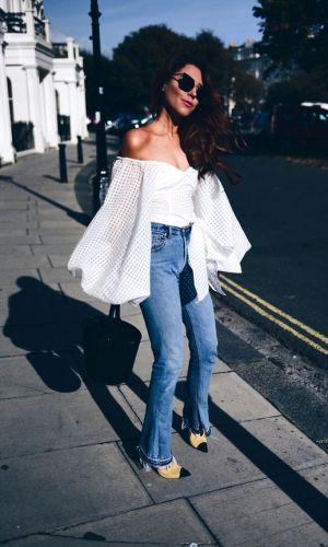 blusa estilosa, mangas chamativas, moda, estilo, looks, tendência, statement sleeves, stylish top, fashion, style, inspiration, trend, outfits