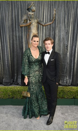 sag awards 2019, best dressed, mais bem vestidas, hollywood, moda, estilo, looks, fashion, style, outfits, marianna palka