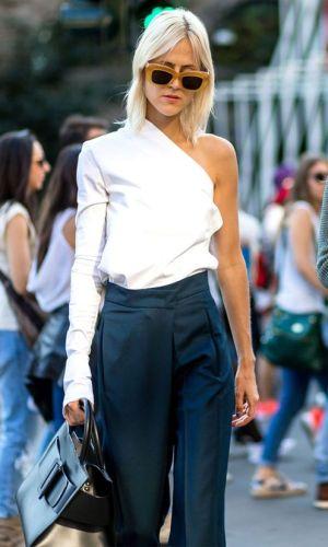 blusa estilosa, blusa assimétrica, moda, estilo, looks, tendência, asymmetrical top, asymmetry, stylish top, fashion, style, inspiration, trend, outfits, street style