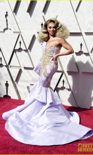 oscar 2019, tapete vermelho, celebridades, hollywood, moda, vestidos, looks, 2019 oscars, gowns, red carpet, celebrities, award season, shangela