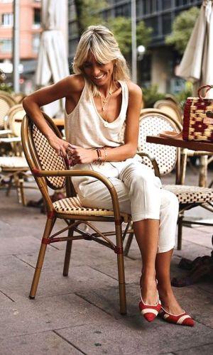 paula arguelles, look, moda, estilo, calça branca, white pants, fashion, style, inspiration, outfit
