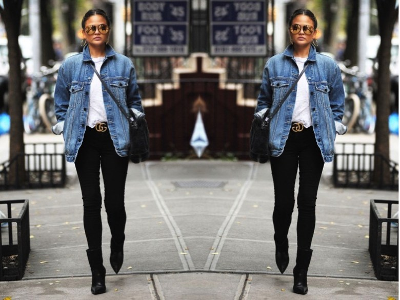 jaqueta jeans, moda, estilo, looks, inspiração, denim jacket, fashion, style, inspiration, outfit