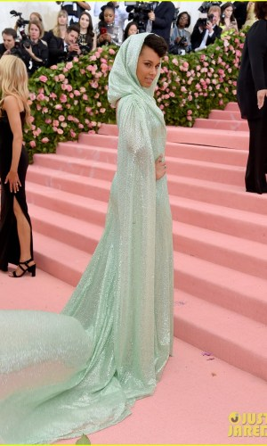 MET Gala 2019, Baile do Met, moda, estilo, celebridades, looks, Camp, fashion, style, red carpet, alicia keys