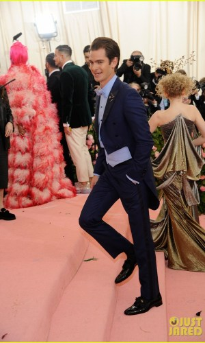 MET Gala 2019, Baile do Met, moda, estilo, celebridades, looks, Camp, fashion, style, red carpet, andrew garfield