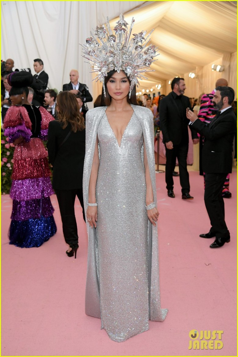 MET Gala 2019, Baile do Met, moda, estilo, celebridades, looks, Camp, fashion, style, red carpet, gemma chan