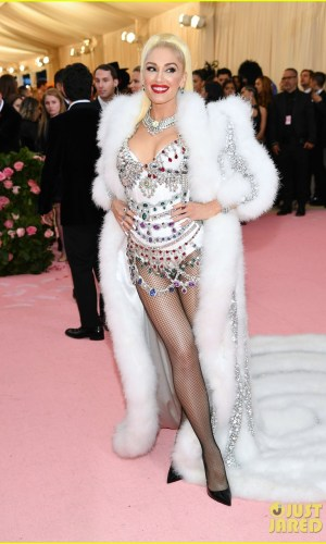 MET Gala 2019, Baile do Met, moda, estilo, celebridades, looks, Camp, fashion, style, red carpet, gwen stefani