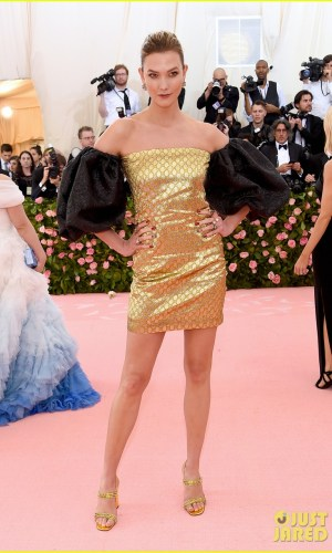 MET Gala 2019, Baile do Met, moda, estilo, celebridades, looks, Camp, fashion, style, red carpet, karlie kloss