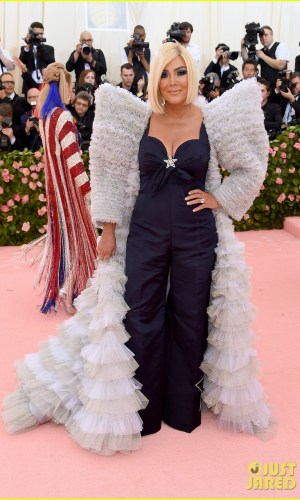 MET Gala 2019, Baile do Met, moda, estilo, celebridades, looks, Camp, fashion, style, red carpet, kris jenner