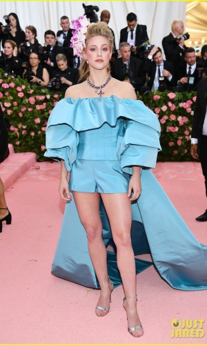 MET Gala 2019, Baile do Met, moda, estilo, celebridades, looks, Camp, fashion, style, red carpet, lili reinhart