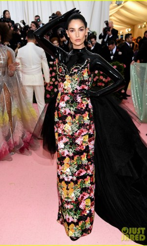 MET Gala 2019, Baile do Met, moda, estilo, celebridades, looks, Camp, fashion, style, red carpet, lily aldridge