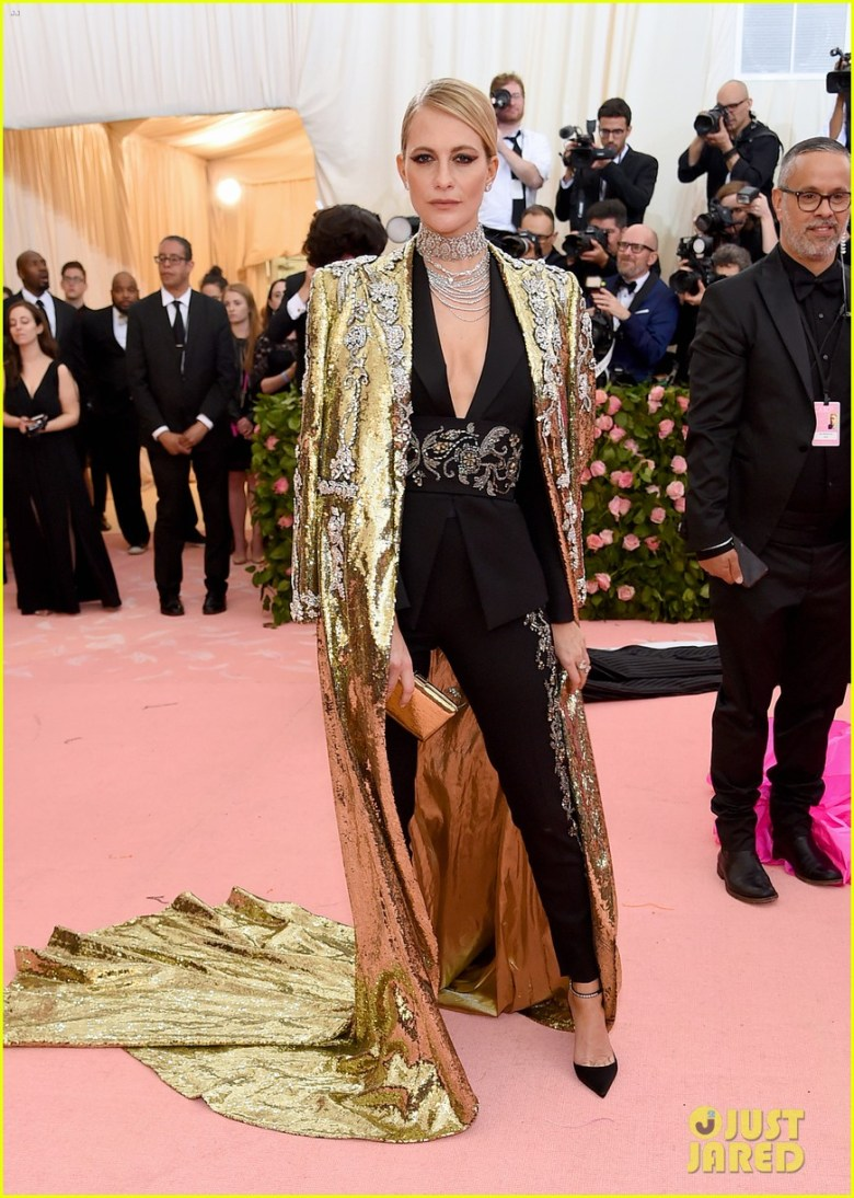 MET Gala 2019, Baile do Met, moda, estilo, celebridades, looks, Camp, fashion, style, red carpet, poppy delevingne