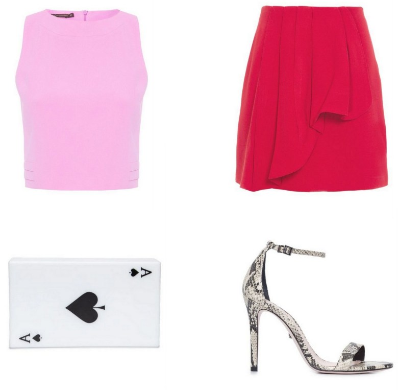 blusa rosa clara e cinco looks, moda, pastel pink cropped top