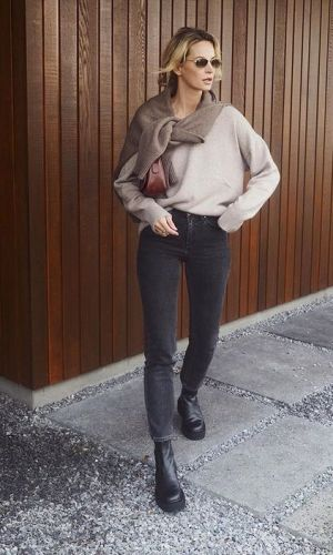 cardigan nos ombros, moda, truque de estilo, styling trick, cardigan on the shoulder