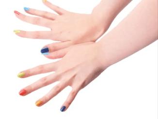 belleza de uñas