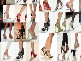 zapatos altos y bajos la moda en calzado para este verano 2014 « Altos y bajos. ¿Cuál es la moda en calzado para este verano 2014?