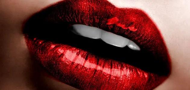 como pintar los labios