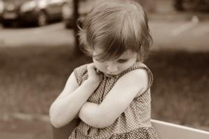 Timidez en la infancia
