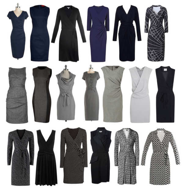 office gown styles for Nigerian ladies