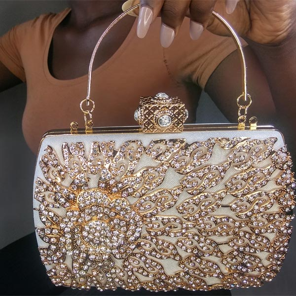 power clutch bag 3 way