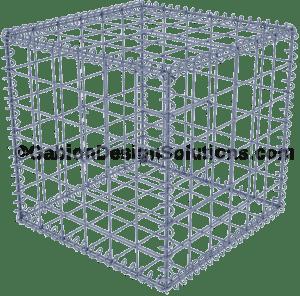 Pro-Gabion 0.5x0.5x0.5