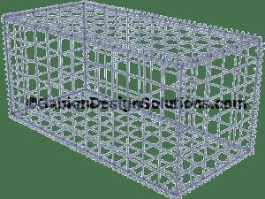 Pro-Gabions® 1x0.5x0.5