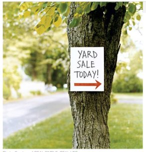 Yard Sale Bucuresti