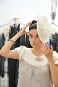Gabi Urda - consultant imagine & personal stylist