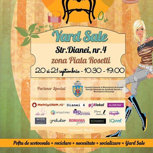 Yard Sale 20-21 sept
