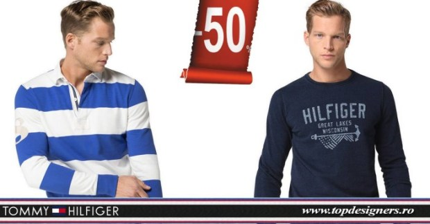 Tommy Hilfiger prin TopDesigners.ro